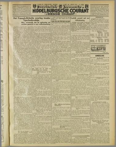 Middelburgsche Courant 1938-09-19