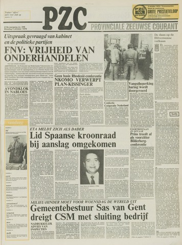 Provinciale Zeeuwse Courant 1976-10-05