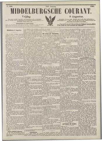 Middelburgsche Courant 1901-08-09
