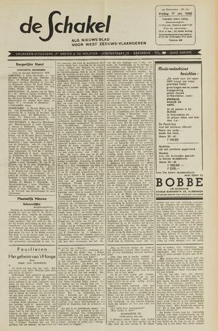 De Schakel 1958-10-17