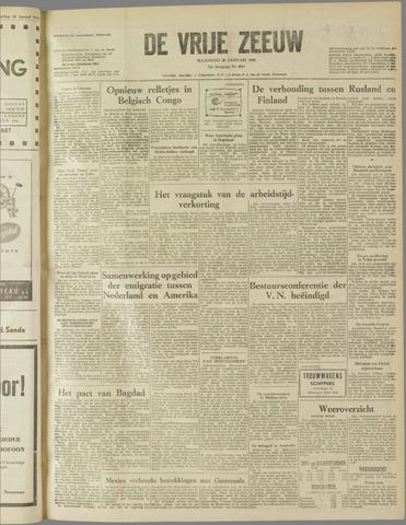 de Vrije Zeeuw 1959-01-26