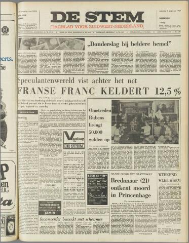 de Stem 1969-08-09