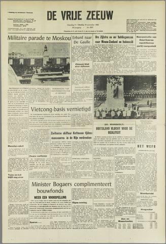 de Vrije Zeeuw 1964-11-09