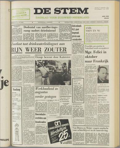 de Stem 1975-09-09