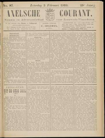Axelsche Courant 1910-02-05