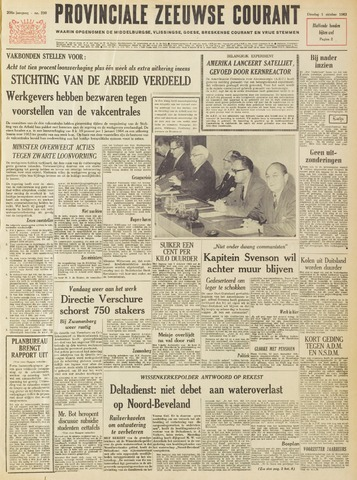 Provinciale Zeeuwse Courant 1963-10-01