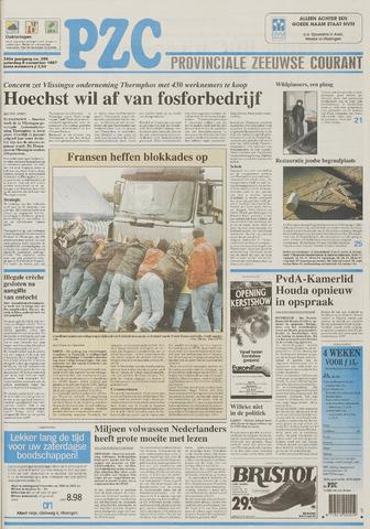 Provinciale Zeeuwse Courant 1997-11-08
