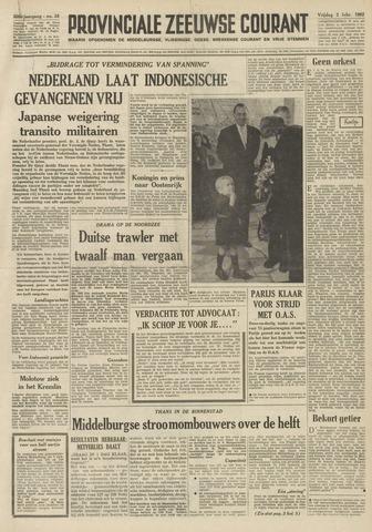 Provinciale Zeeuwse Courant 1962-02-02