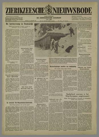 Zierikzeesche Nieuwsbode 1954-01-15