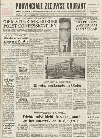 Provinciale Zeeuwse Courant 1973-02-05