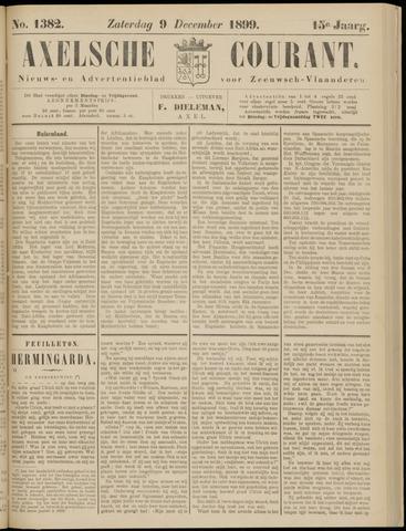 Axelsche Courant 1899-12-09