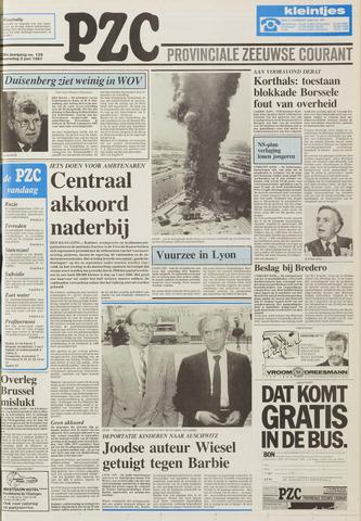 Provinciale Zeeuwse Courant 1987-06-03