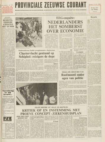 Provinciale Zeeuwse Courant 1972-07-08