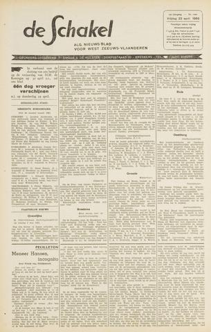 De Schakel 1965-04-23