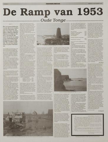 Watersnood documentatie 1953 - kranten 2002-09-20