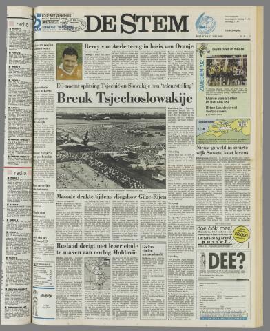 de Stem 1992-06-22