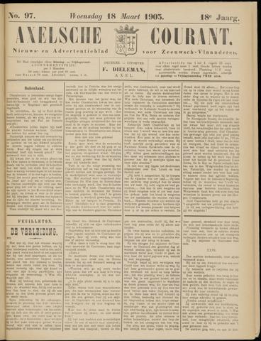 Axelsche Courant 1903-03-18