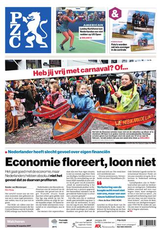 Provinciale Zeeuwse Courant 2017-08-30