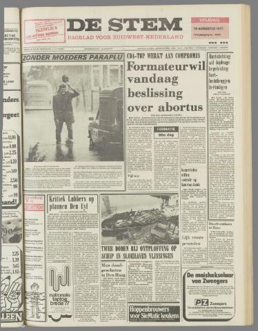 de Stem 1977-08-19