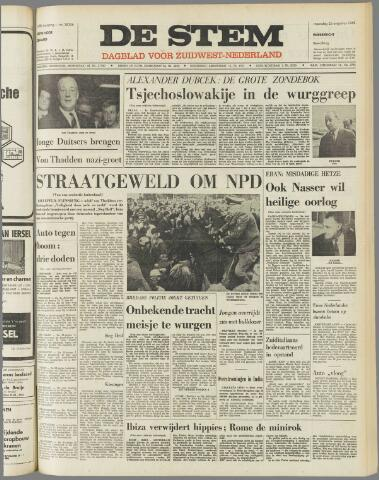 de Stem 1969-08-25