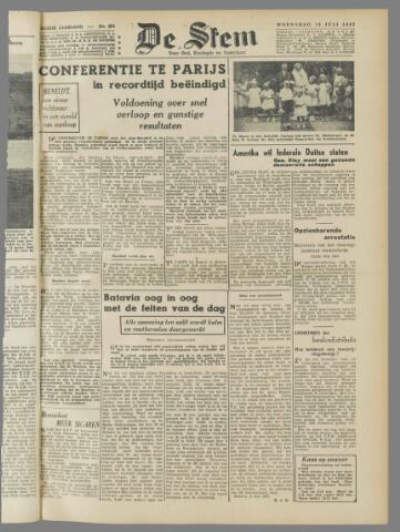 de Stem 1947-07-16