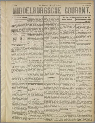 Middelburgsche Courant 1922-07-13