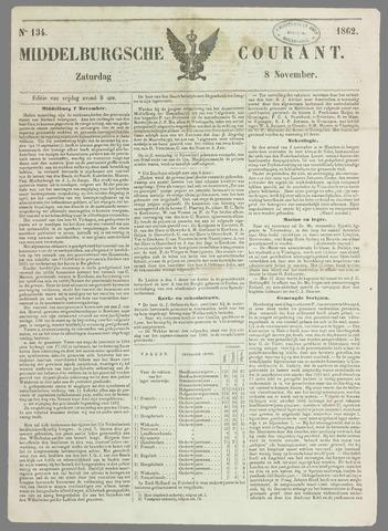 Middelburgsche Courant 1862-11-08