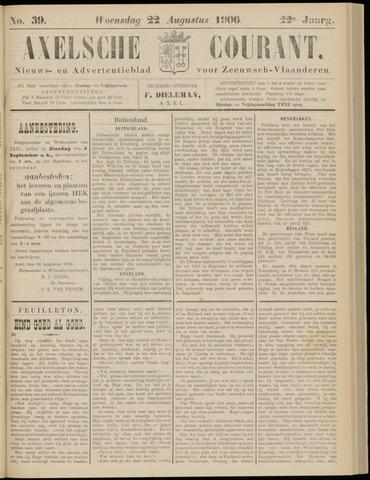 Axelsche Courant 1906-08-22
