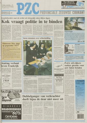 Provinciale Zeeuwse Courant 1995-11-25