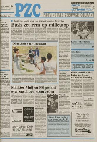 Provinciale Zeeuwse Courant 1992-06-06