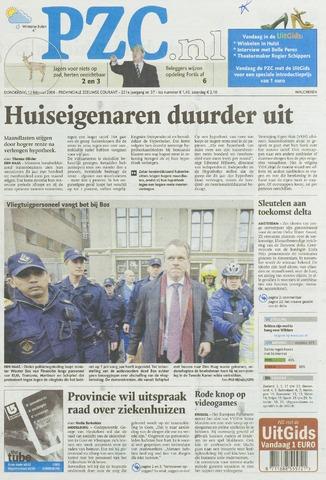 Provinciale Zeeuwse Courant 2009-02-12