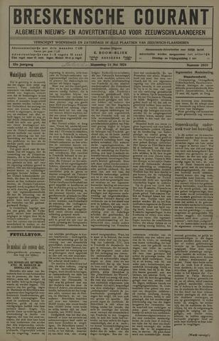 Breskensche Courant 1924-05-24