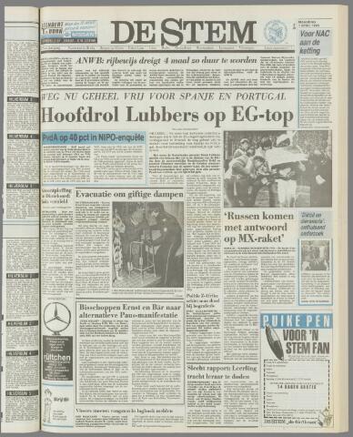 de Stem 1985-04-01