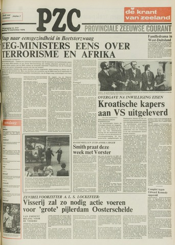 Provinciale Zeeuwse Courant 1976-09-13