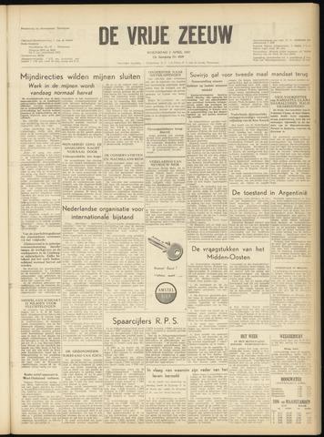 de Vrije Zeeuw 1957-04-03