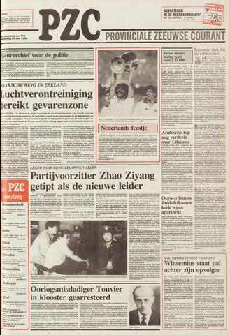 Provinciale Zeeuwse Courant 1989-05-25