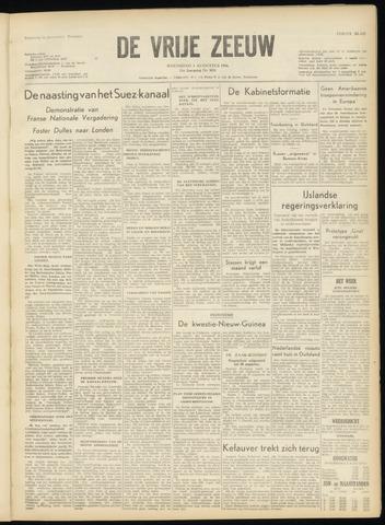 de Vrije Zeeuw 1956-08-01