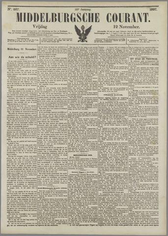 Middelburgsche Courant 1897-11-12