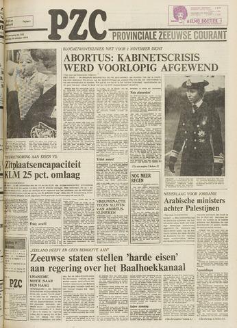 Provinciale Zeeuwse Courant 1974-10-26