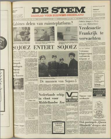 de Stem 1969-01-16