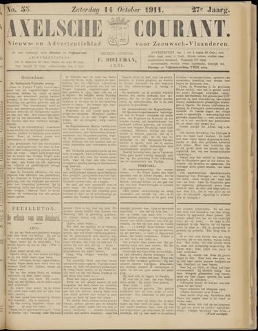 Axelsche Courant 1911-10-14