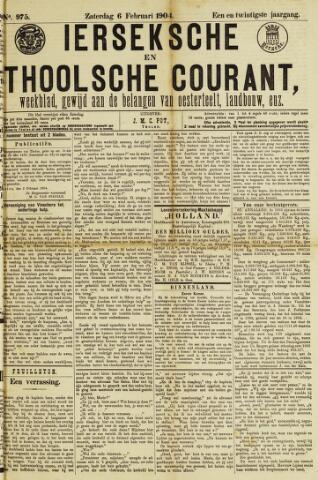 Ierseksche en Thoolsche Courant 1904-02-06