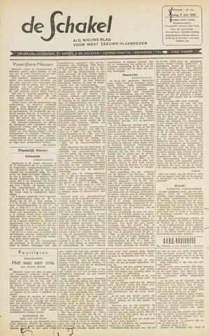 De Schakel 1961-07-07