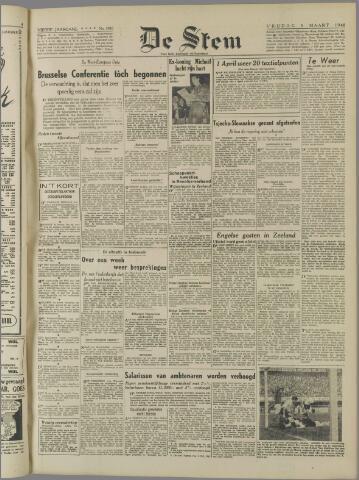 de Stem 1948-03-05