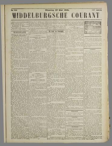 Middelburgsche Courant 1919-05-27