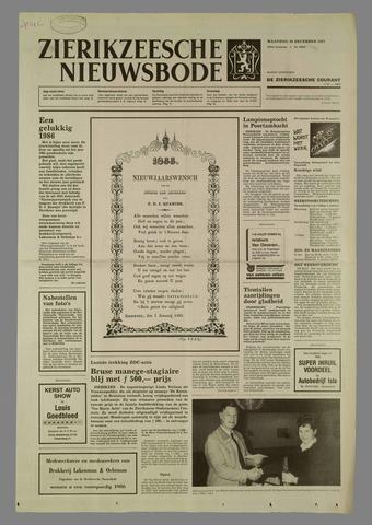 Zierikzeesche Nieuwsbode 1985-12-30