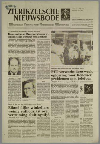 Zierikzeesche Nieuwsbode 1987-07-14