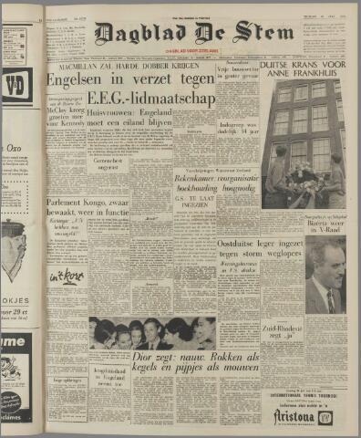 de Stem 1961-07-28