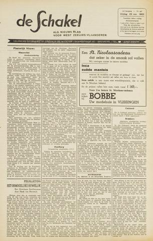 De Schakel 1963-11-22