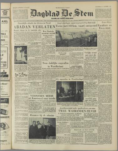 de Stem 1951-10-04